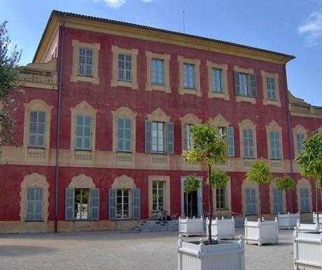 Matisse Museum in Nice, France