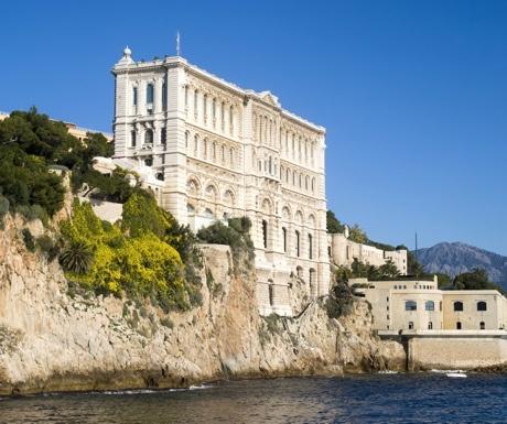 The Oceanographic Museum in Monaco