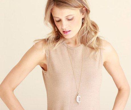Monica Rich Kosann necklace