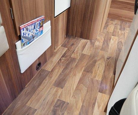 Motorhome flooring
