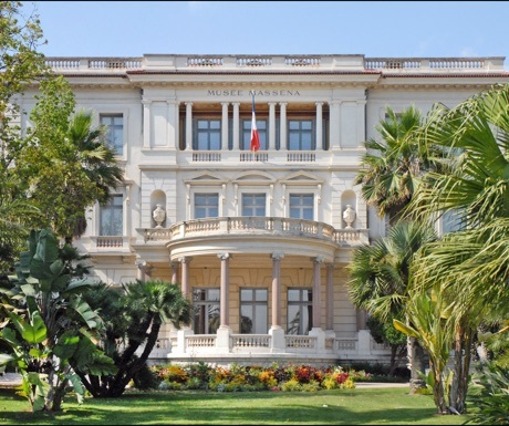 Musee Massena in Nice, France