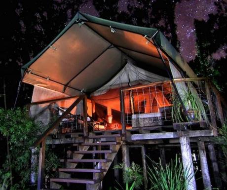 Paperbark Camp Hotel at Jervis Bay