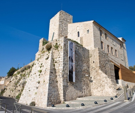 Picasso Museum in Antibes on the French Riviera