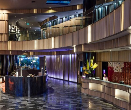 Singapore Crowne Plaza top luxury airport hotels