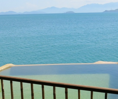 Six Senses Ninh Van Bay private pool