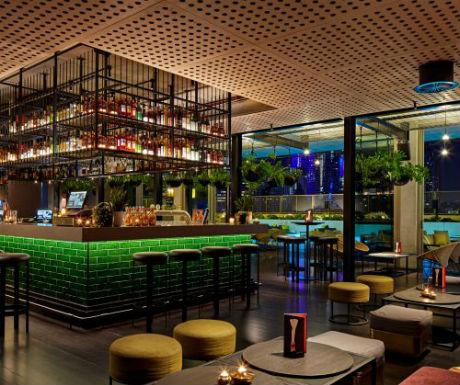 The Bar at QT Melbourne