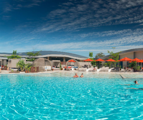 The Pool at Elements of Byron Bay