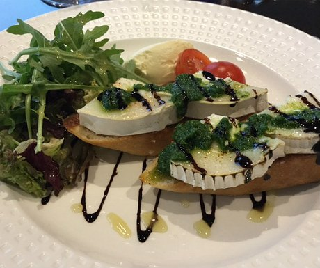 Turnberry goats cheese