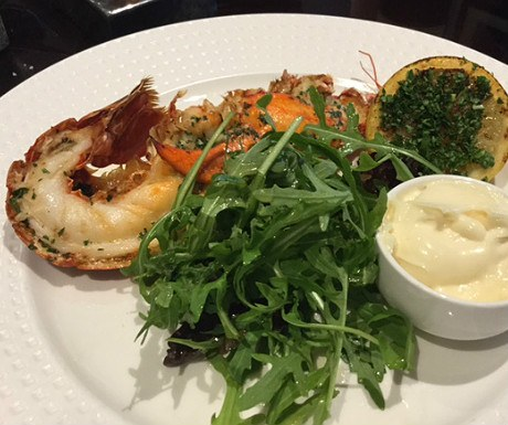 Turnberry lobster