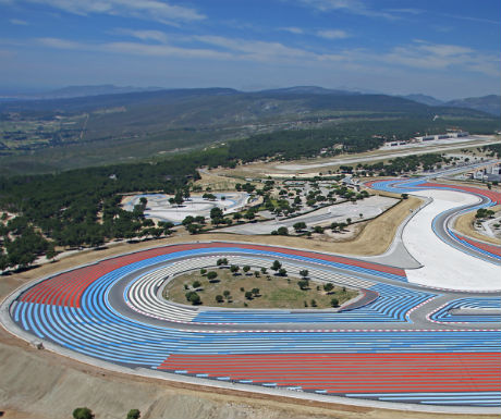 Circuit From Above
