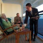 RMS Queen Mary 2 - the ship of luxury