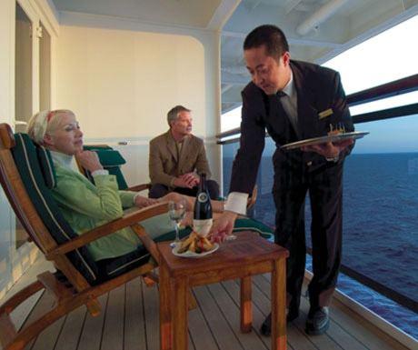 Cunard Cabin Butler