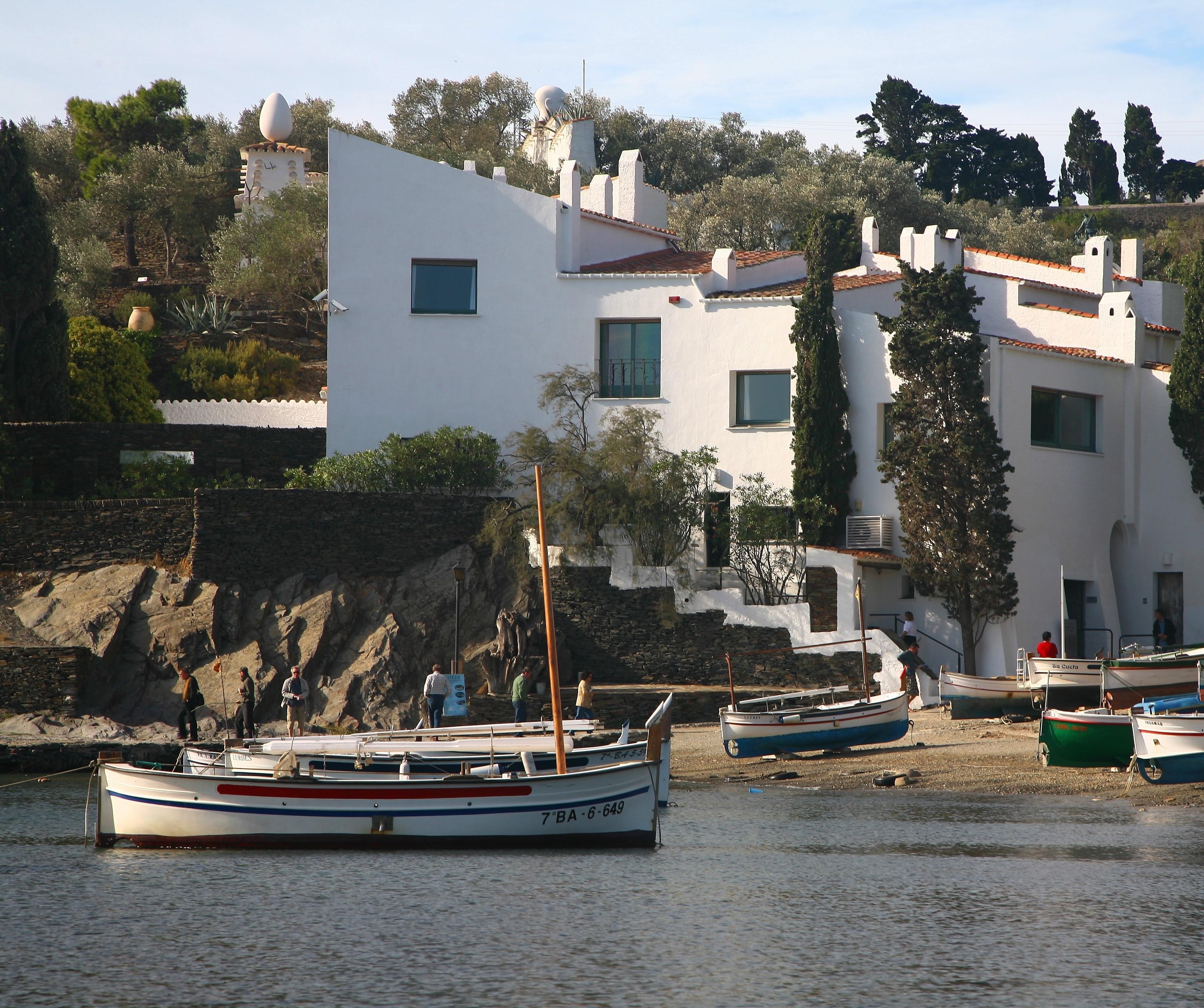 Salvador Dalí Museum House
