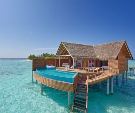 Maldives and Sri Lanka