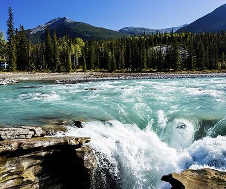 Athabasca-Falls-2