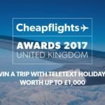 Win a trip with Teletext Holidays worth up to £1,000!