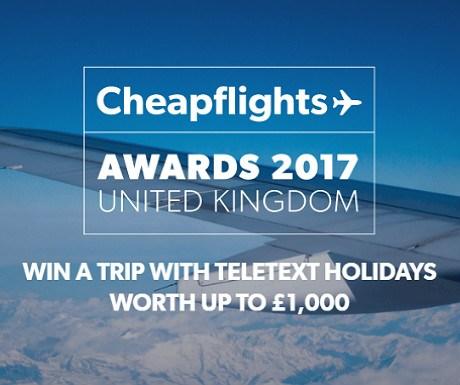 Cheapflights Awards