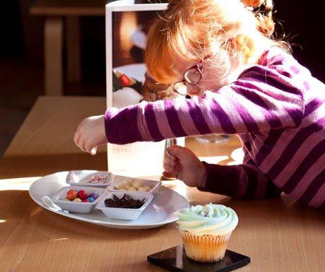 Children Cupcake Decorating 460x385