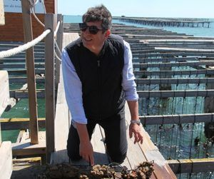 Cisco the Mussel Professor Musclarium Delta de l'Ebre