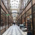 Finding five of the secret covered passages of Paris