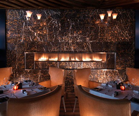 Marco Pierre White's Steakhouse and Grill at Fairmont Bab Al Bahr, Abu Dhabi