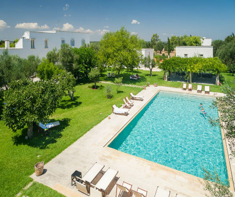 5 of the best boutique hotels in salento italy a luxury for Best boutique hotels in italy