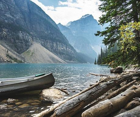 Moraine-Lake,-Banff