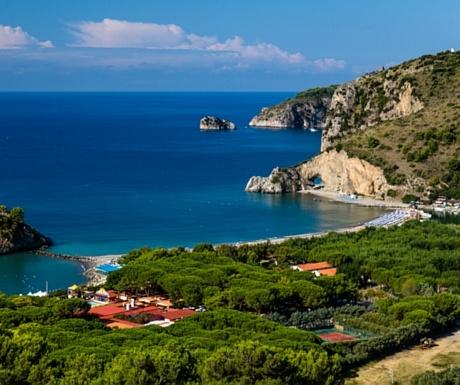 Palinuro Beach, Campania