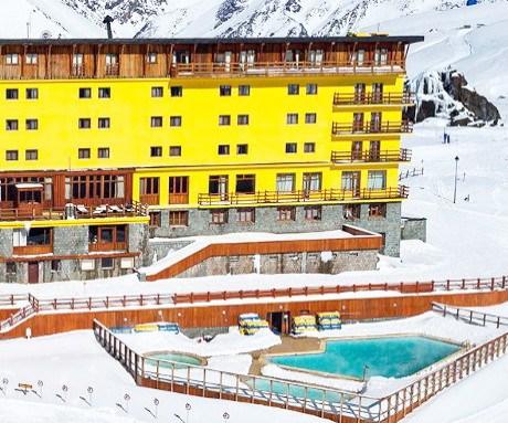 Portillo Ski Resort - ext