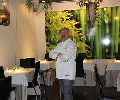Raul Resino Chef of the Year Spain 2016