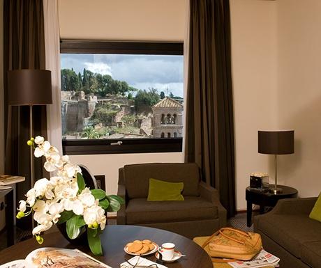 Residence Palazzo Al Velabro apartment with amazing views