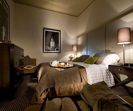 Residence Palazzo Al Velabro bedroom