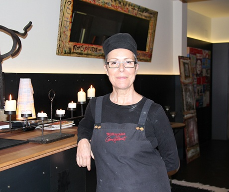 Restaurant Carmen Guillemot Peniscola