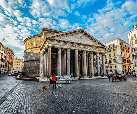 Rome better kept secret residece palazzo al velabro 1