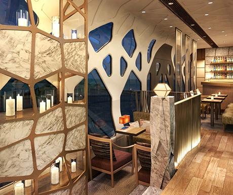 Shiki Shima lounge