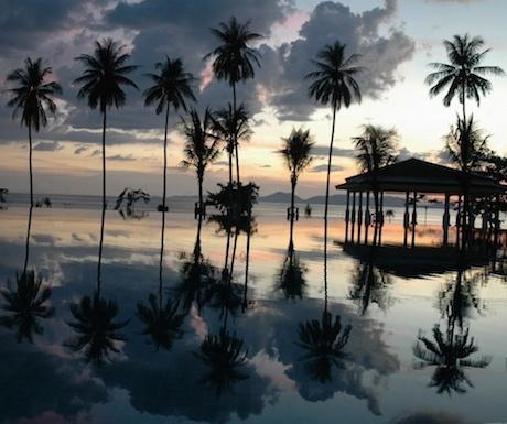Sofitel Krabi pool