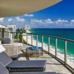 St. Regis Bal Harbour presidential suite terrace