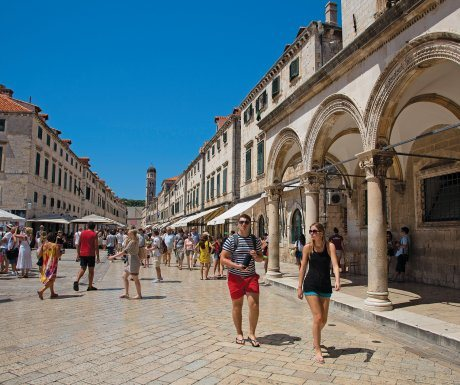 Stradun, Dubrovnik old town
