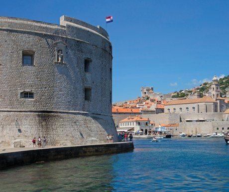 Tour the city walls, Dubrovnik