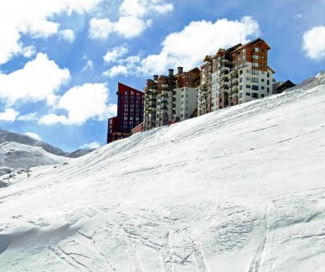 Valle Nevado Resort