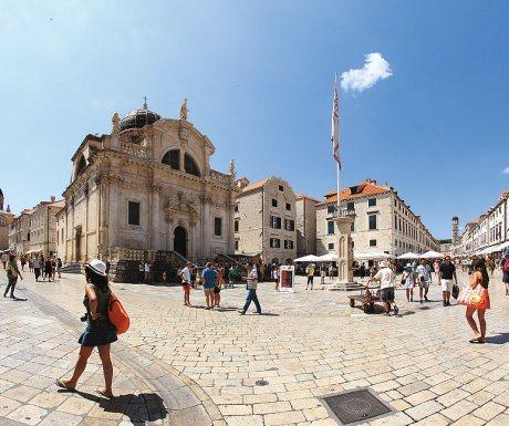 Walking tour, old town Dubrovnik
