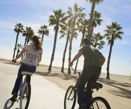 cycling in palm springs, california