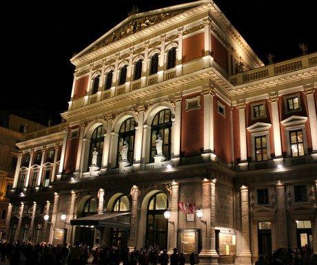 elegant evenings in Vienna: Musikverein