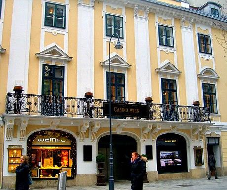 Elegant evenings in Vienna: Casino Wien