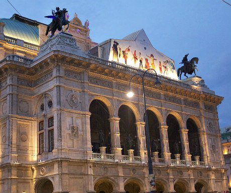 elegant evenings in Vienna: State Opera