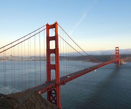 golden-gate bridge, san francisco, california