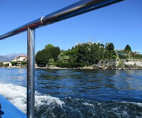 Lake Maggiore, ferry