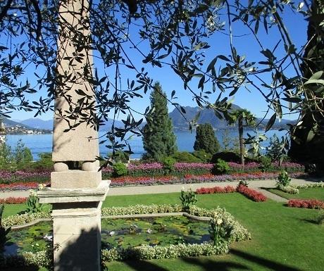 Lake Maggiore, Palazzo gardens2
