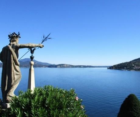 Lake Maggiore, Palazzo gardens