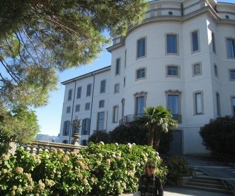 Lake Maggiore, Isola Bella, Palazzo